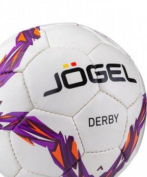 Мяч футбольный J?gel  JS-560 Derby №4 1/40
