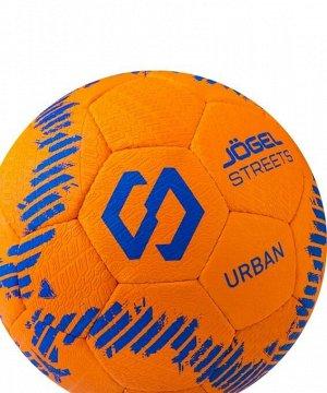 Мяч футбольный J?gel JS-1110 Urban №5, оранжевый 1/40