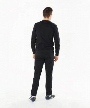 Костюм тренировочный J?gel JCS-4201-061, хлопок, черный/белый