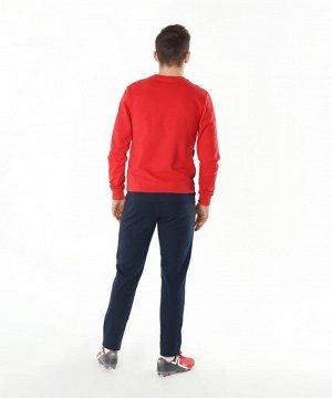Костюм тренировочный J?gel JCS-4201-921, хлопок, темно-синий/красный/белый