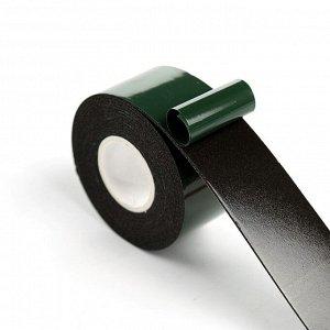 Клейкая лента двусторонняя вспененная, 22 мм x 2 м