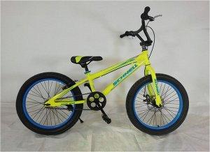 """Велосипед 20"""" скоростной Mondishi (на рост 134-146 см) арт. 20-3.0"""
