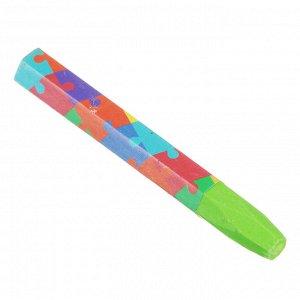 """ClipStudio Восковые карандаши """"Пастель масляная"""", 12 цветов, в картонной коробке"""