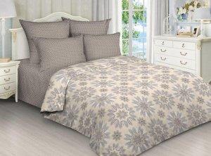 Комплект постельного белья Евростандарт, поплин (Ферди)