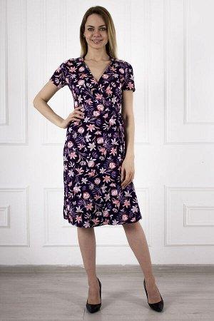 Платье на запах 998 агата