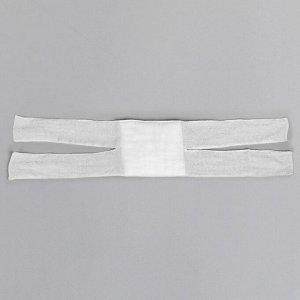 Ватно-марлевая повязка (20х20 см)
