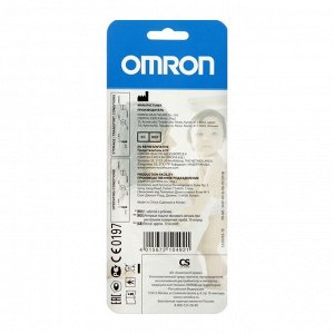 Термометр электронный Omron Flex Temp Smart MC-343F, водонепроницаемый, гибкий наконечник
