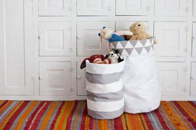 ХозМаркет 8\2020. Летнее обновление! — Ящики и корзины для игрушек — Системы хранения