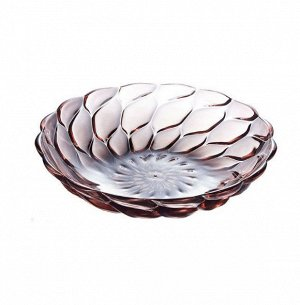 Тарелка для фруктов 2164 розовый