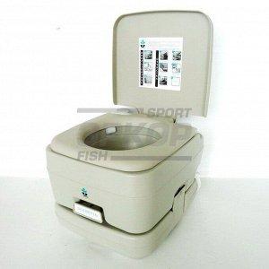 Биотуалет Sendo Classic T верх бак 12 л ниж бак 10 л разм 30х35х40 см