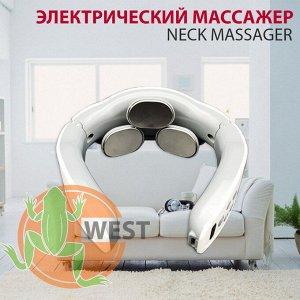 Электрический импульсный массажер Neck Massager