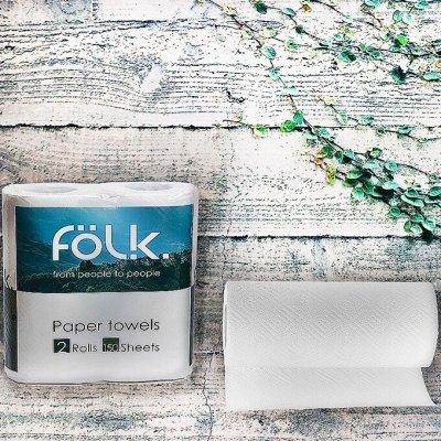 🔥Товары первой необходимости! Все для ресниц и бровей!🔥 — Бумажные полотенца повышенной плотности 87 руб! Корея! — Туалетная бумага и полотенца
