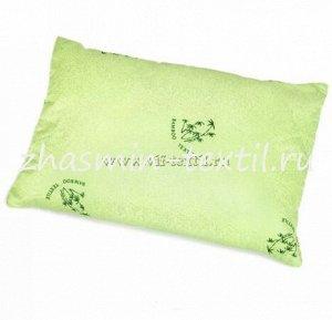 Подушка бамбуковое волокно , поплекс (эконом) Т052