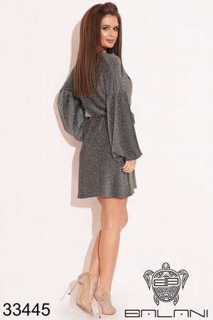 BALANI - Вечернее платье серебро