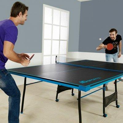 🧘♀️Идеальная фигура не выходя из дома! Спорт товары!🏋️♀️  — Столы для настольного тенниса — Спортивный инвентарь