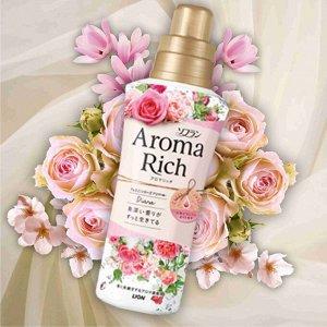 """LION """"Aroma Rich Diana"""" Кондиционер для белья - с богатым ароматом натуральных масел 520 мл"""