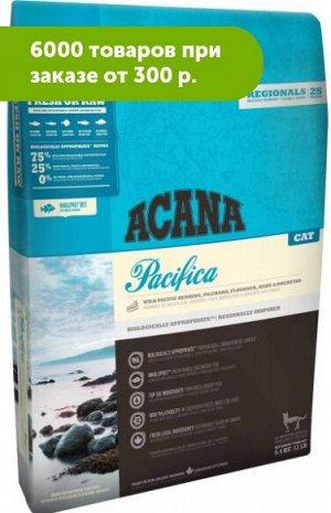 Acana Pacifica сухой корм для кошек с Рыбой 1,8кг