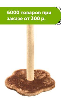 Когтеточка ЧИП Столбик-грибок (джут) 38*49см