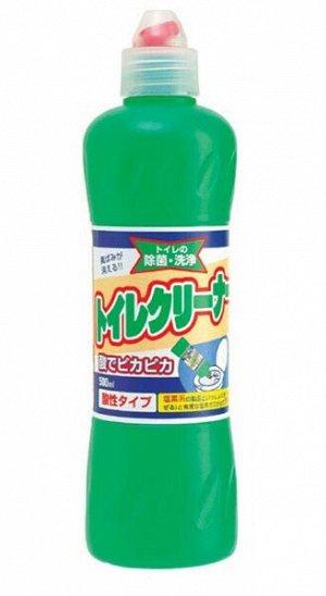 Чистящее средство для унитаза (с соляной кислотой) 500 мл / 24