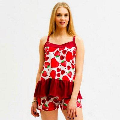 🌟8 - Яркий, стильный, модный трикотаж из Иваново! 🌟  — Пижамы — Сорочки и пижамы
