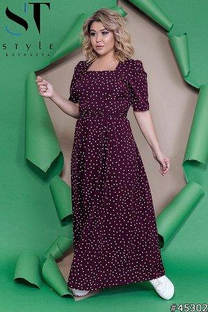 Платье 45302