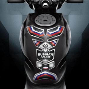 Наклейка на мотоцикл Russian racers