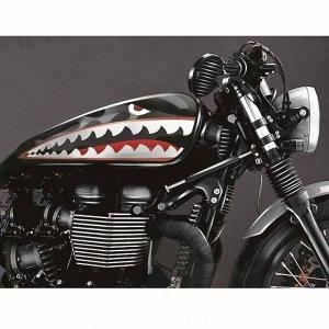 Набор наклеек на мотоцикл Shark, 2 шт