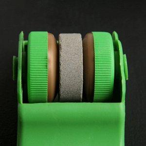 Точилка для ножей двойная «Макси», цвет МИКС
