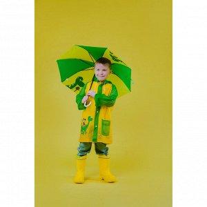 Дождевик детский, Микки Маус, размер L