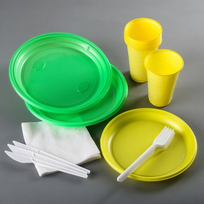 Красивая Посуда.Сервировка,Блюда,Тарелки.  — Наборы — Аксессуары для детских праздников