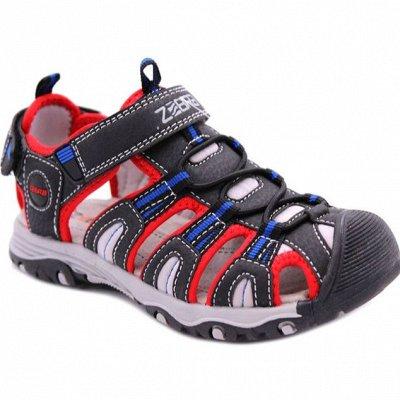 Быстрая раздача. Обувь, Сланцы, Кеды, ММЗ. + Перчатки — EcotexZebra сандалии, туфли, кеды c 22 по 37р — Сандалии