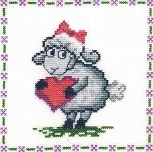 (130) Мир увлечений: наборы для вышивания, бисероплетения — Наборы для вышивания «Машенька» — Наборы