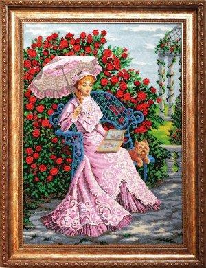 """ВВ-002 """"В розовом саду"""""""