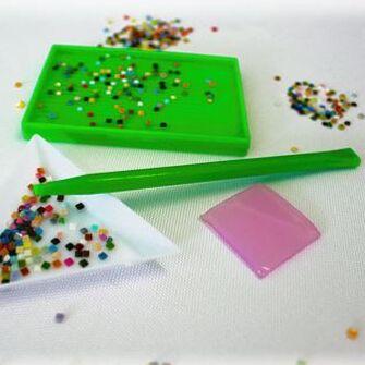 ❤Паутинка❤ Бисерные наборы. Алмазная мозаика. Пр-во Россия — Ручка для страз — Фурнитура и инструменты