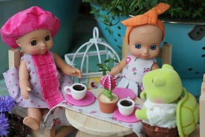 Чёкупила. Тысячи товаров для детей до 250р!   — Аксессуары для игр с куклами — Куклы и аксессуары
