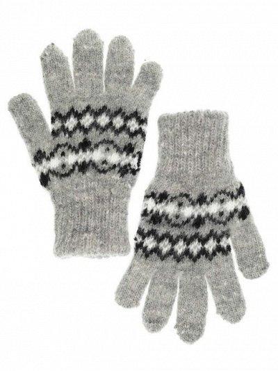 с *Вяжем* мир теплее  — Перчатки детские — Вязаные перчатки и варежки