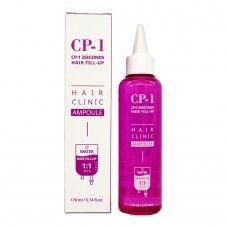 CP-1 3 Seconds Hair Fill-up Hair Clinic Ampoule - Восстанавливающий филлер для волос 170 мл