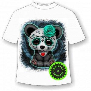 Детская футболка Страшилка 1086