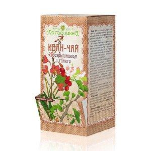 «Иван-чай с боярышником и гинкго» в фильтр-пакетах