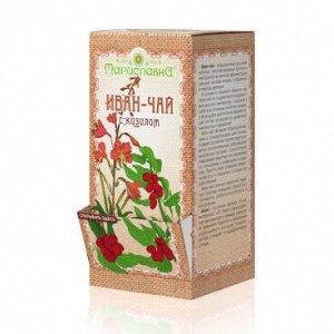 «Иван-чай с кизилом» в фильтр-пакетах