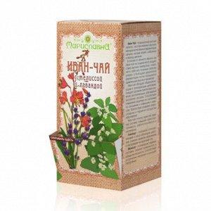 «Иван-чай с мелиссой и лавандой» в фильтр-пакетах