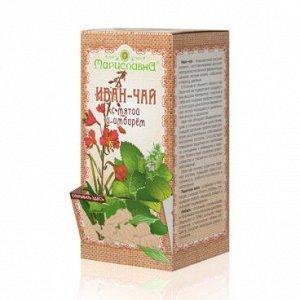 «Иван-чай с мятой и имбирём» в фильтр-пакетах