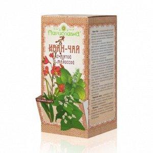 «Иван-чай с мятой и мелиссой» в фильтр-пакетах