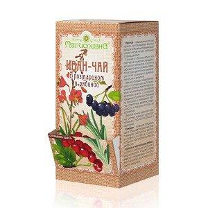 «Иван-чай с розмарином и рябиной» в фильтр-пакетах