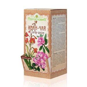 «Иван-чай с саган-дайля» в фильтр-пакетах