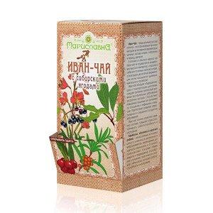 «Иван-чай с Сибирскими ягодами» в фильтр-пакетах