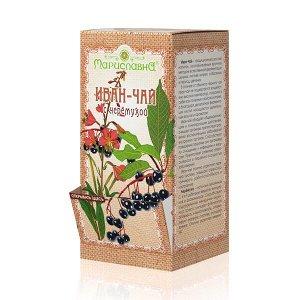 «Иван-чай с черёмухой» в фильтр-пакетах