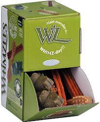 Whimzees лакомство для чистки зубов МИКС (палочки/ щетки/ крокодильчики) для собак М 24 шт в дисплее