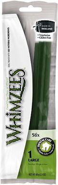 Whimzees лакомство для чистки зубов Зубная палочка для собак L 18 см 1 шт в блистере