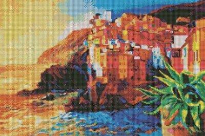 Бисер, наборы для бисероплетения, стразы — Мозаика «Белоснежка» — Мозаики и фреска
